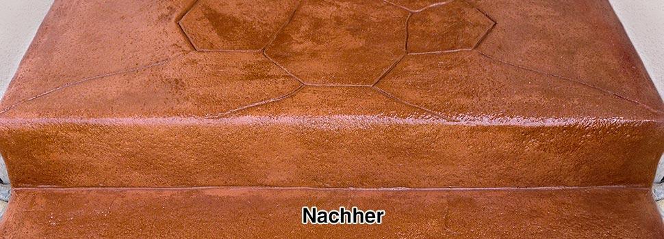 Treppe (nachher)